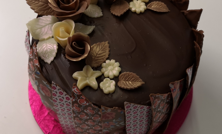 4 Week Chocolate Course Cake School