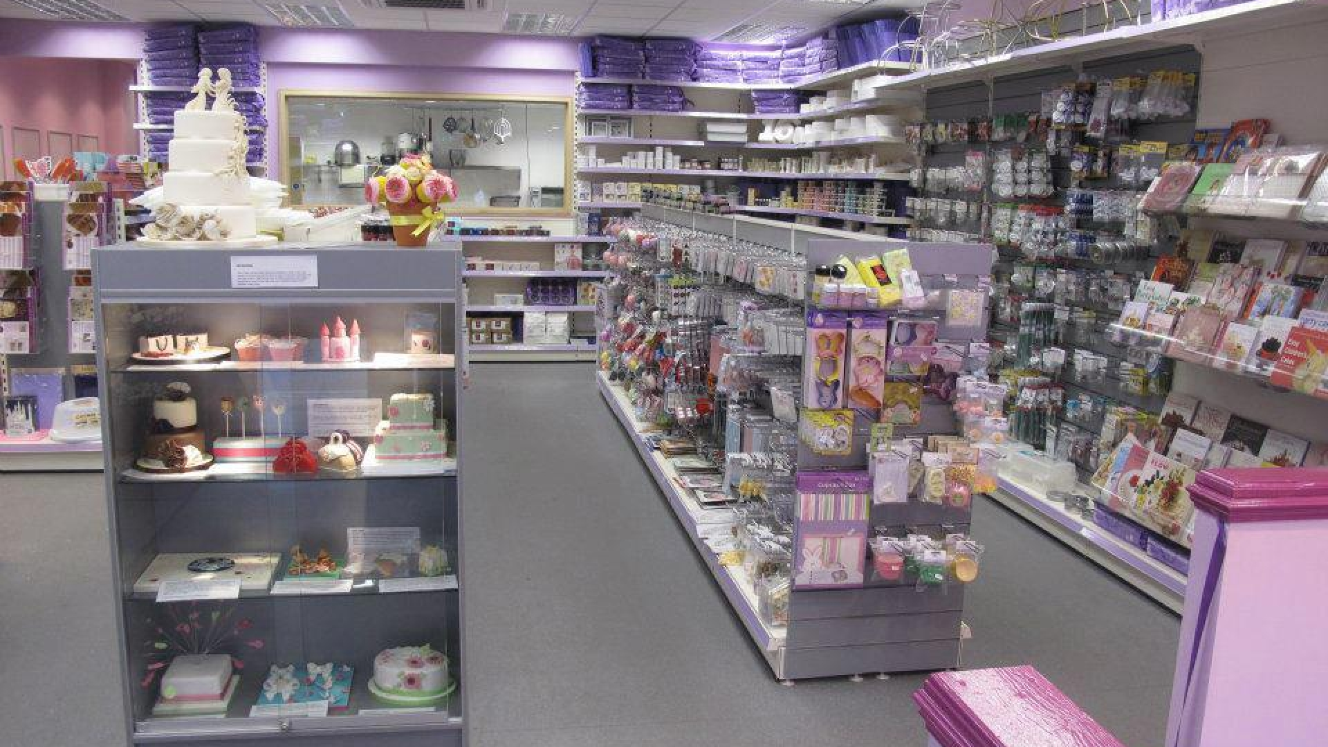 Kent's Largest Sugarcraft Shop