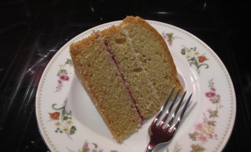 Inch Madeira Cake Recipe