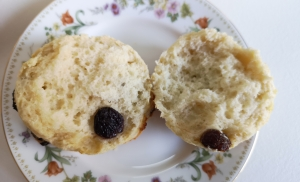 Baking the perfect scone